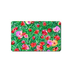 Flower Dreams Magnet (Name Card)