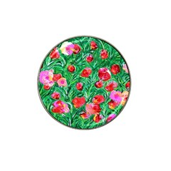 Flower Dreams Golf Ball Marker 4 Pack (for Hat Clip)