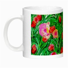 Flower Dreams Glow in the Dark Mug