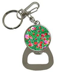 Flower Dreams Bottle Opener Key Chain