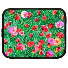 Flower Dreams Netbook Case (XL)