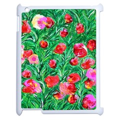 Flower Dreams Apple iPad 2 Case (White)