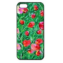 Flower Dreams Apple iPhone 5 Seamless Case (Black)