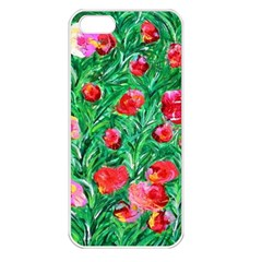Flower Dreams Apple iPhone 5 Seamless Case (White)