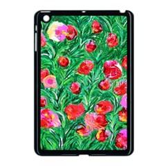 Flower Dreams Apple iPad Mini Case (Black)