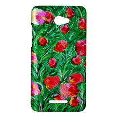 Flower Dreams HTC X920E(Butterfly) Case