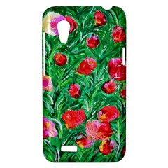 Flower Dreams HTC Desire VT T328T Hardshell Case