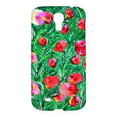 Flower Dreams Samsung Galaxy S4 I9500 Hardshell Case