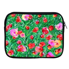 Flower Dreams Apple iPad 2/3/4 Zipper Case