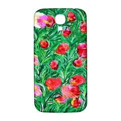 Flower Dreams Samsung Galaxy S4 I9500 Hardshell Back Case