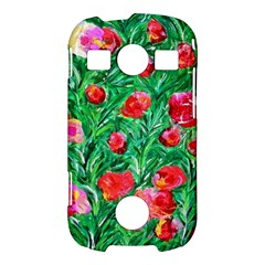 Flower Dreams Samsung Galaxy S7710 Xcover 2 Hardshell Case