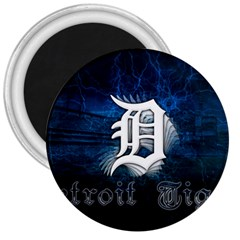 1 Detroit%20tigers Wallpaper 3  Button Magnet