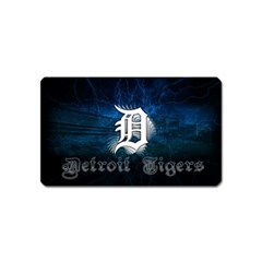 1 Detroit%20tigers Wallpaper Magnet (Name Card)