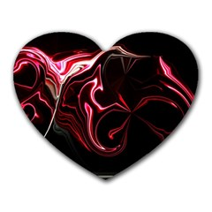 L188 Mouse Pad (Heart)