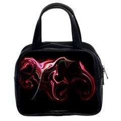 L188 Classic Handbag (Two Sides)