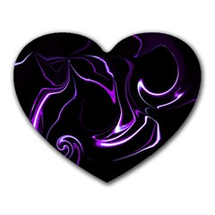 L194 Mouse Pad (Heart)