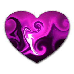 L197 Mouse Pad (Heart)