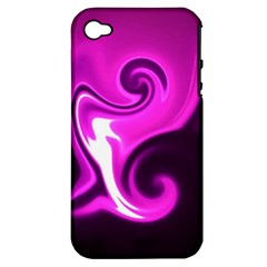 L197 Apple Iphone 4/4s Hardshell Case (pc+silicone)
