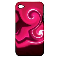 L198 Apple Iphone 4/4s Hardshell Case (pc+silicone)