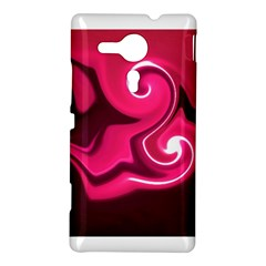 L198 Sony Xperia Sp M35H Hardshell Case