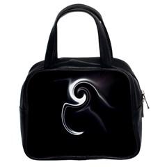 L199 Classic Handbag (Two Sides)