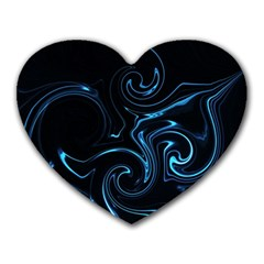 L195 Mouse Pad (heart)