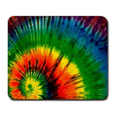 Tyedye Dreams Large Mouse Pad (Rectangle)