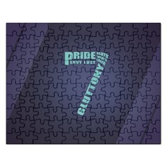 Seven Jigsaw Puzzle (rectangular)