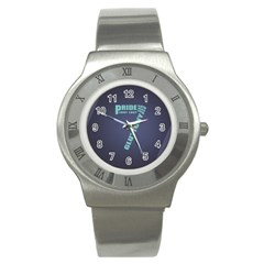 Seven Stainless Steel Watch