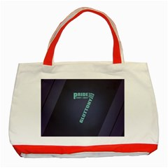 Seven Classic Tote Bag (Red)