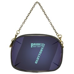 Seven Chain Purse (two Sides)