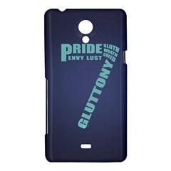 Seven Sony Xperia T Hardshell Case