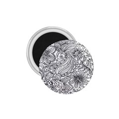 Scrolly 1.75  Button Magnet