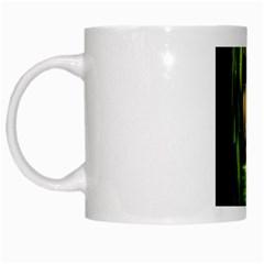 Capture White Coffee Mug