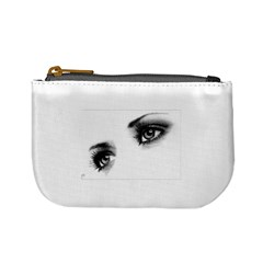 Eyes  Coin Change Purse