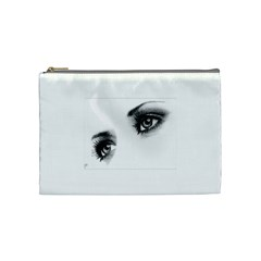 Eyes  Cosmetic Bag (Medium)