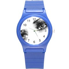 Eyes  Plastic Sport Watch (Small)