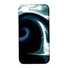 L205 Apple iPhone 4/4S Hardshell Case with Stand