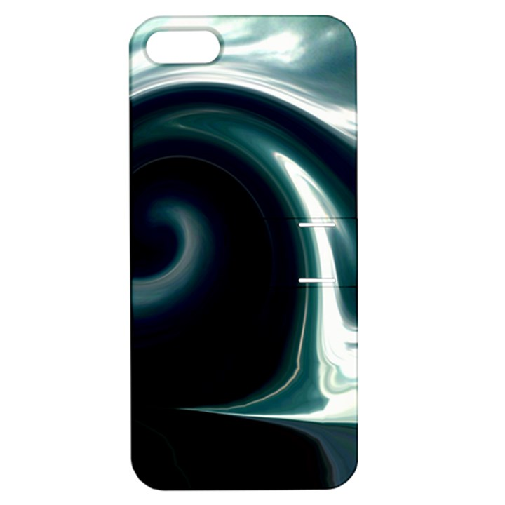 L205 Apple iPhone 5 Hardshell Case with Stand