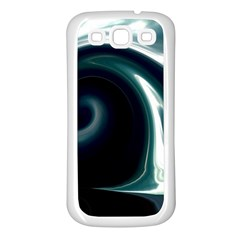 L205 Samsung Galaxy S3 Back Case (White)