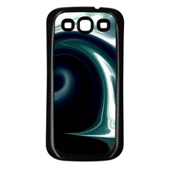 L205 Samsung Galaxy S3 Back Case (Black)