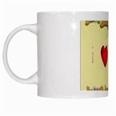 I Love My Dog! Ii White Coffee Mug