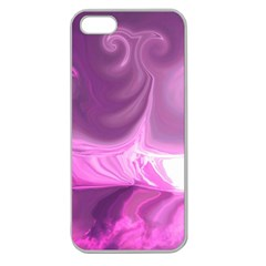 L211 Apple Seamless Iphone 5 Case (clear)