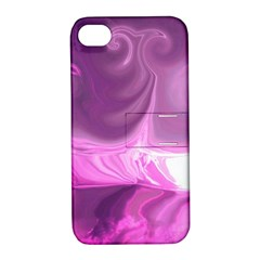 L211 Apple iPhone 4/4S Hardshell Case with Stand