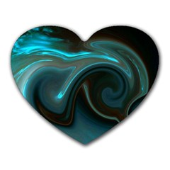 L214 Mouse Pad (Heart)