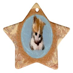Arn t I Adorable? Star Ornament