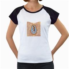 Arn t I Adorable? Women s Cap Sleeve T-Shirt (White)