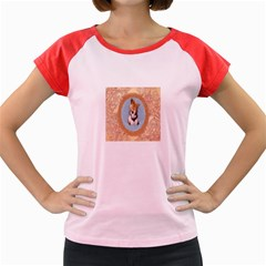 Arn t I Adorable? Women s Cap Sleeve T-Shirt (Colored)