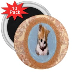 Arn t I Adorable? 3  Button Magnet (10 pack)