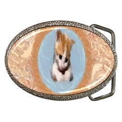Arn t I Adorable? Belt Buckle (Oval)